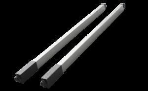 TR10 LUX - Reling prostokątny