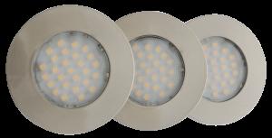 Zestaw LED okrągły